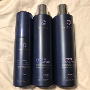 Monat - Renew & Revive Shampoo w/ Balance leave-in